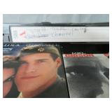 9 VHS MOVIES