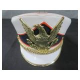 VINTAGE MARCHING BAND HAT