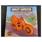 VINTAGE SESAME STREET TO HARLEY-DAVIDSON