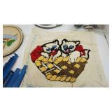Crochet Thread & Other Miscellaneous Kraft Items