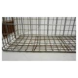 Wire Basket--United Steel And Wire Co.--Battle Creek