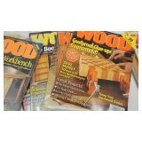 Thirty-Five Better Home And Gardens WOOD Magazines