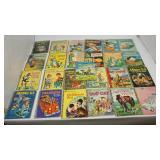 25 Little Golden Books From 1962