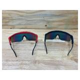 Pit Viper Lot of 2 Pairs of Sunglasses (replicas)