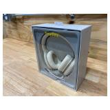 HEYDAY On-Ear Wired Headset - Stone White