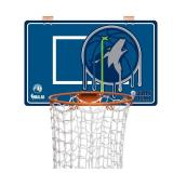 DIRTY DUNK Timberwolves Laundry Basket