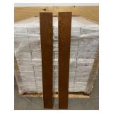 SHAW INDUSTRIES Lot of 40 Cases of- Hardwood Flooring- Birch (29.53 sq. ft. per case) MSRP is $6.59 per sq. ft.