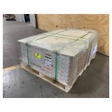 LIFEPROOF Lot of 28 Cases of-  Fresh Oak 8.7 in. W x 47.6 in. L Luxury Vinyl Plank Flooring (20.06 sq. ft. / case).  Total of 561.68 sq.ft.