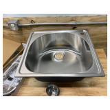GLACIER BAY Sink with Faucet