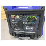 WESTINGHOUSE iGen4500DF 4500/3700 Watt Dual Fuel Portable Inverter Generator with LED Display Electric/Remote Start and RV-Ready (non-working)