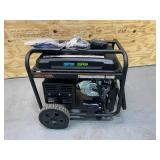 WESTINGHOUSE WGen7500DF 9,500/7,500 Watt Dual Fuel Portable Generator with Remote Start and Transfer Switch Outlet for Home Backup (non-working)