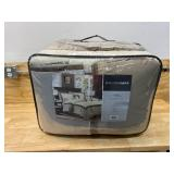 Beverly Polyoni Comforter Set (Queen)