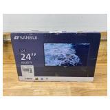 "SANSUI 24"" HD LED TV"