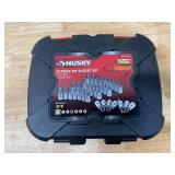 HUSKY 3/8 in. Drive Master Bit Socket Set (37-Piece) (missing some pieces)