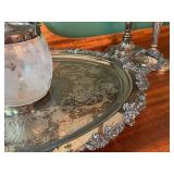 Vintage Silver Plate Items