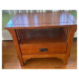 Arts and Crafts Style Accent Table