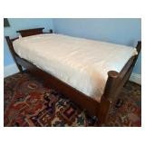 Vintage Twin Bed Frame