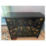 Bucks Custom Collection Painted Storage Chest