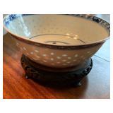 Three Asian Inspired Rice Bowls