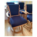 Set of Four Matching Barstools