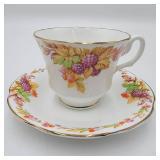 Royal Stuart Spencer Stevenson Teacup and Saucer