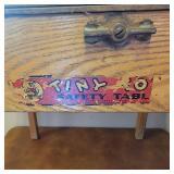 Antique 1940s Tiny Tot Safety Children