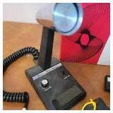 Vintage Turner Super Sidekick Microphone in It