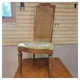 Vintage Cane Backed Dinning Room Chair