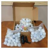 Golf Balls and Golf Scope