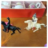 Antique and Vintage Toys-1948 Fisher Price Elephant and More!!!