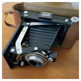 Vintage Kodak Kodamatic 6 With Flash and Case