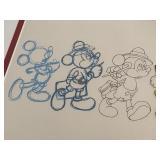 Walt Disney Mickey Mouse Cell