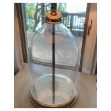 Regina Andrew Dome Glass Lamp