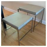 HD Buttercup Nesting Tables & Matching Table on Castors