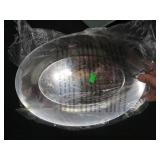 """NEW HOT FOOD SERVING PLATE AND 2 NEW 11"""" DISHES"""
