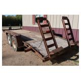 16' 2000 TOW MASTER TRAILER