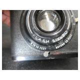 VINTAGE KODAK BROWNIE FLASH 6-20 FLARED SHAPE MODEL 1957 CAMERA