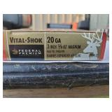 "Vital- Shok 20 GA 3"" 5/8 OZ Magnum"
