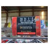 Federal Premium 20 GA 2 3/4 5 Shot