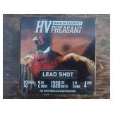 HV Pheasant 12 GA 2 3/4 4 Shot