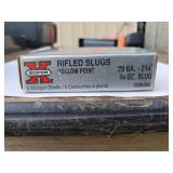 Super X 20 Gauge 2 3/4 Rifled Slugs