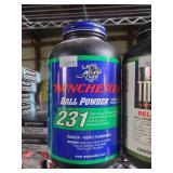 Winchester Ball Powder 231 Smokeless Propellant