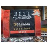 """12 GA 3 1/2"""" Federal Premium (2) Shot"""