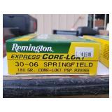 Remington Express 30-06 Springfield 180 gr.
