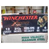 "Winchester 12 Gauge 3 1/2"" 6 shot"