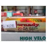 Hornady 20 GA SST Shotgun Slugs FTX