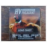 HV Pheasant 12 GA 2 3/4 5 Shot