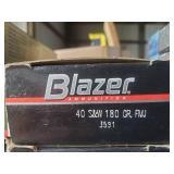 Blazer 40 S & W 180 GR.FMJ