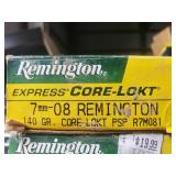 Remington Express 7MM-08 140 GR. Core-Lokt