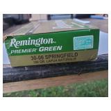Remington Premier Green 30-06 Springfield 180 GR. (LAPUA Naturalis)